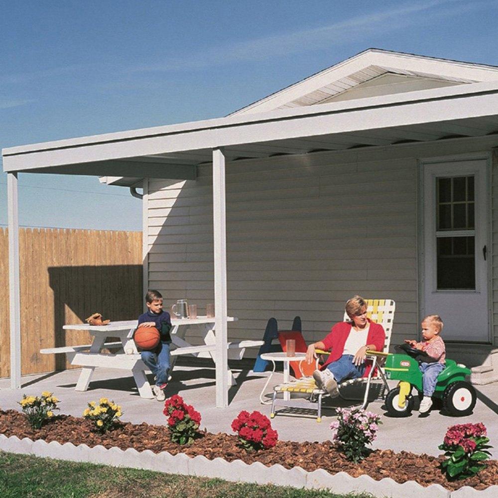 Superieur Arrow Storage®   10u0027 X 10u0027 Attached Patio Cover/Carport