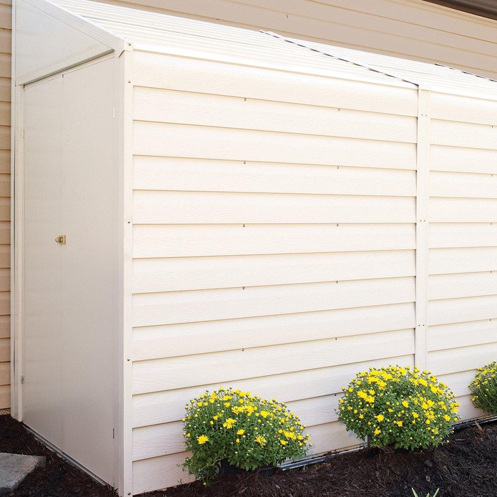 Arrow Storage®   4u0027 X 10u0027 Yardsaver™ Shed