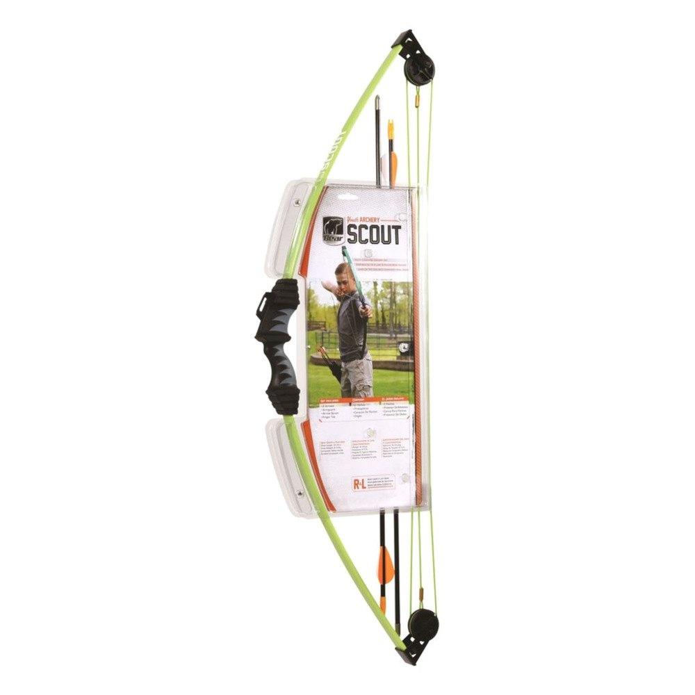 Bear Archery® - Scout 13 lb Youth Recurve Bow Set