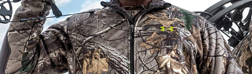 011dc4b9f0196 Grit Men's Hunting Jacket by Under Armour®. This top-grade product is  expertly made in compliance with stringent industry standards to offer a  fusion of a ...
