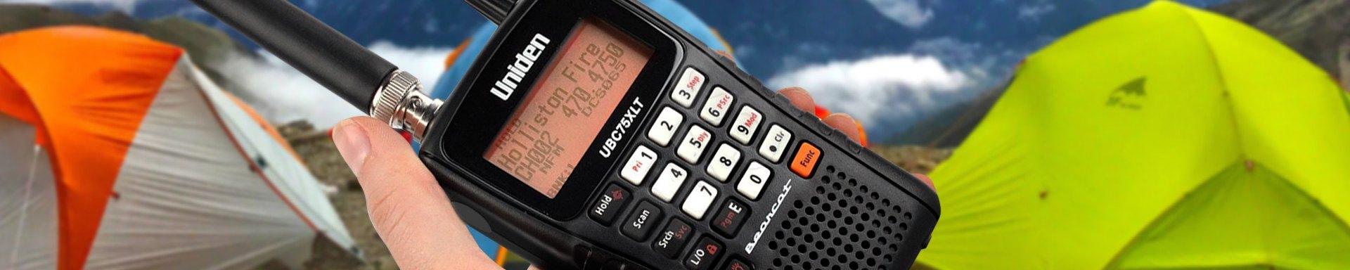 Uniden™ | Portable Radios - RECREATIONiD com
