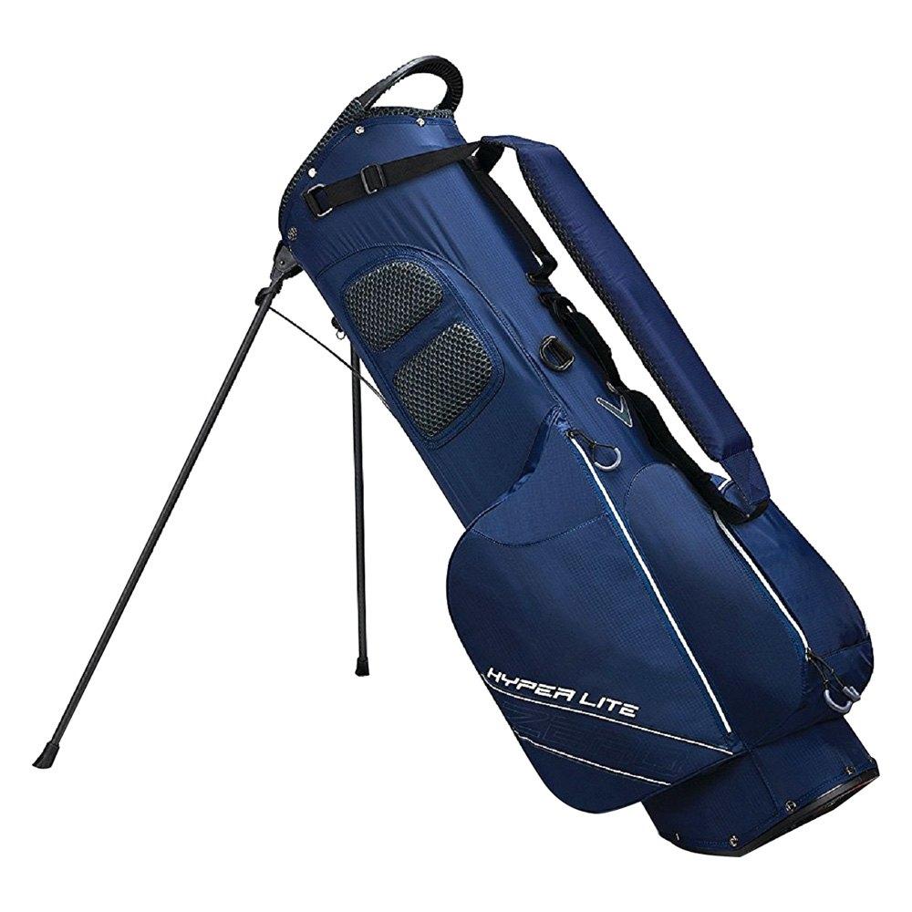 Callaway Hyper Lite Zero Navy Stand Bag