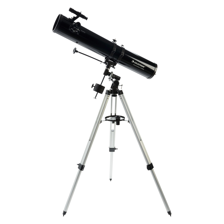 reflecting telescope facts - HD