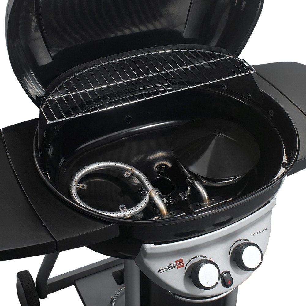 Deluxe Patio Bistro Gas Grillchar Broil