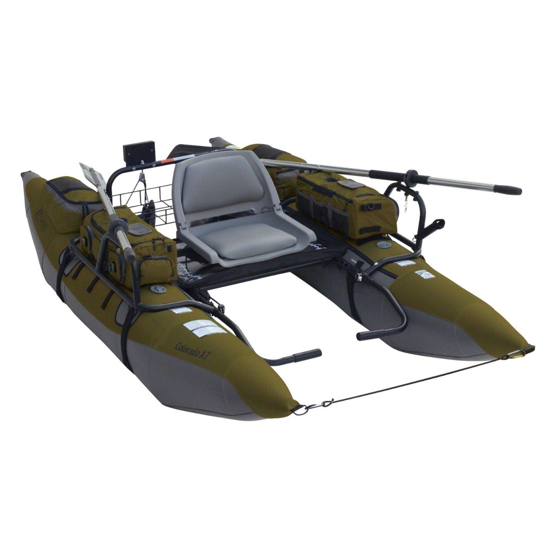 Classic™ Colorado XT Pontoon Boat