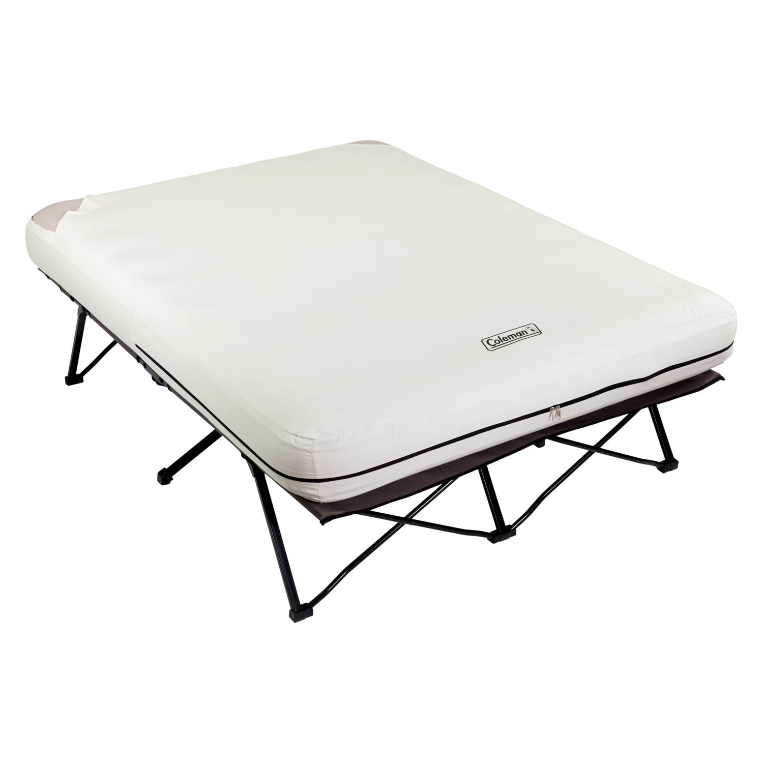Coleman 174 2000020270 Cot Queen Framed Air Bed