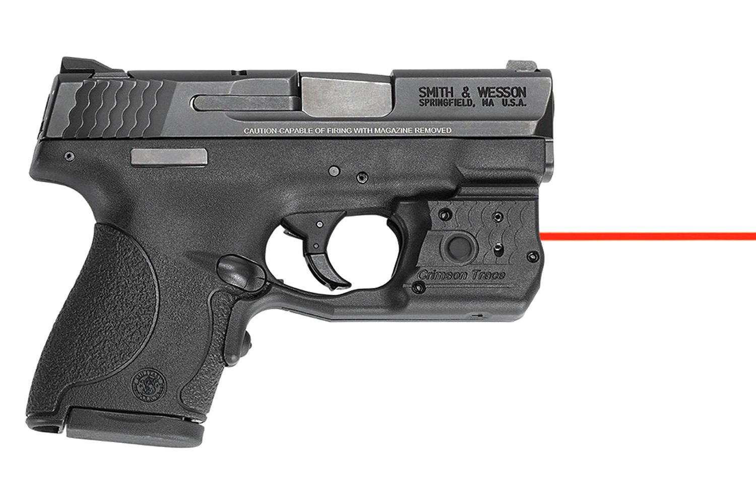 Crimson Trace® LL801 - Laserguard Pro™ Laser Sight and Tactical Light