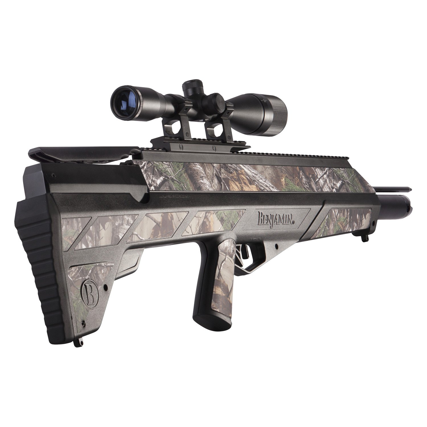 Crosman® BABPNBX - Pioneer™ Camo Air Bow