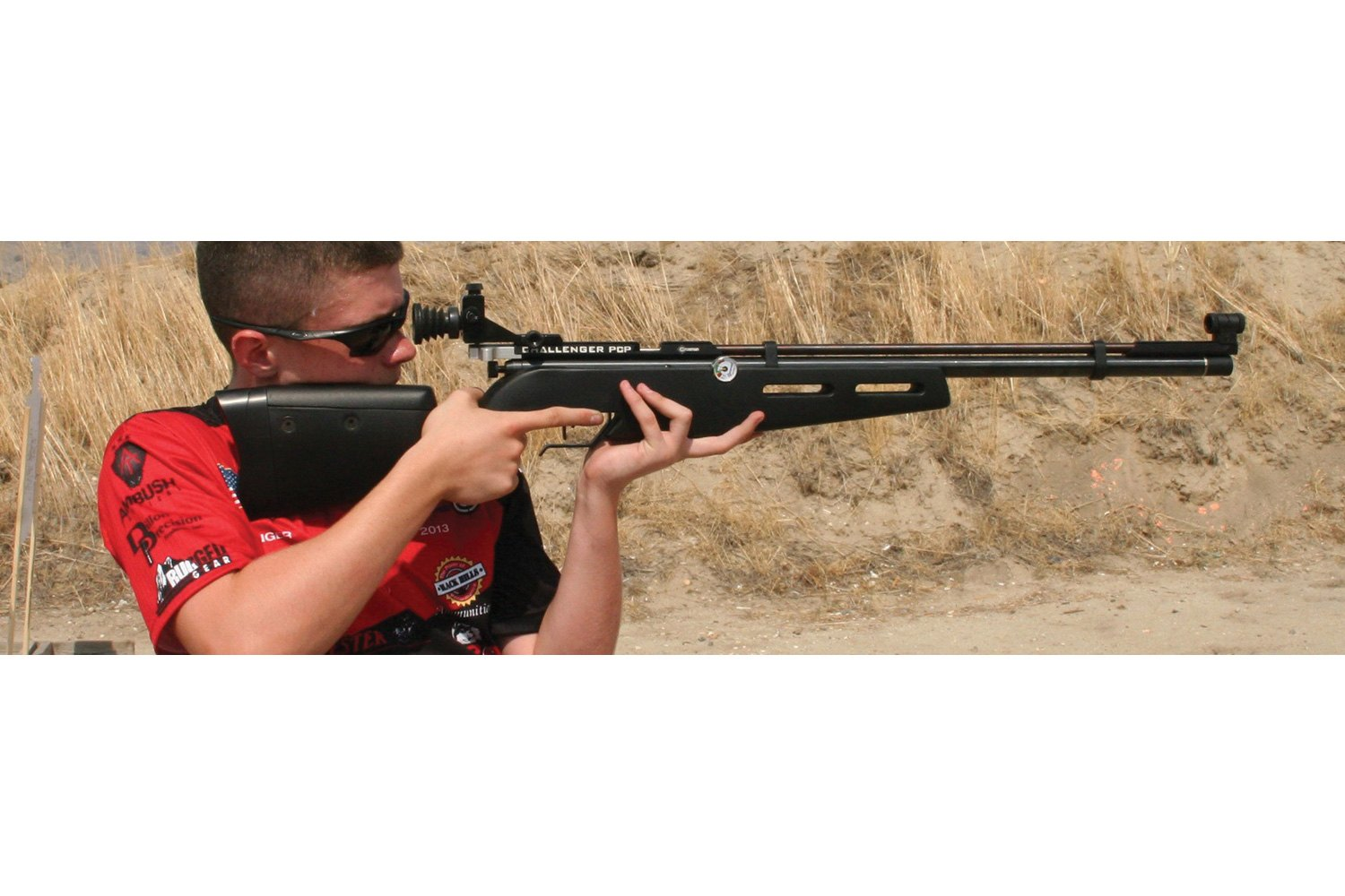 Crosman® - Challanger  177 PCP Bolt-Action Air Rifle