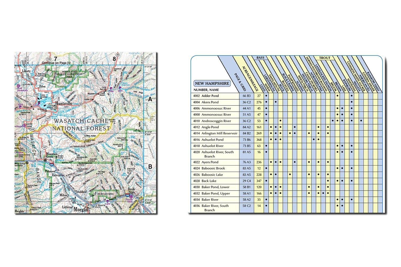 DeLorme® AA-000014-000 - Maine Atlas & Gazetteer Paper Maps ... on