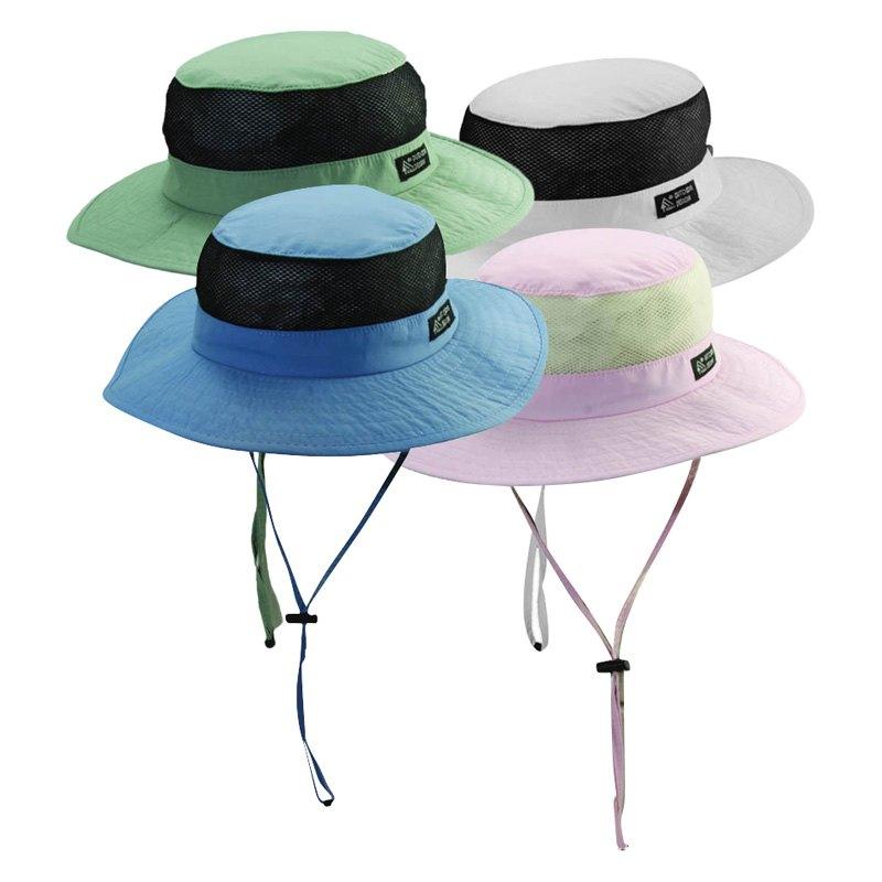 b5290a7ebd1f7 Dorfman Pacific® LC626-ASST - Women s Assorted Boonie Hats ...