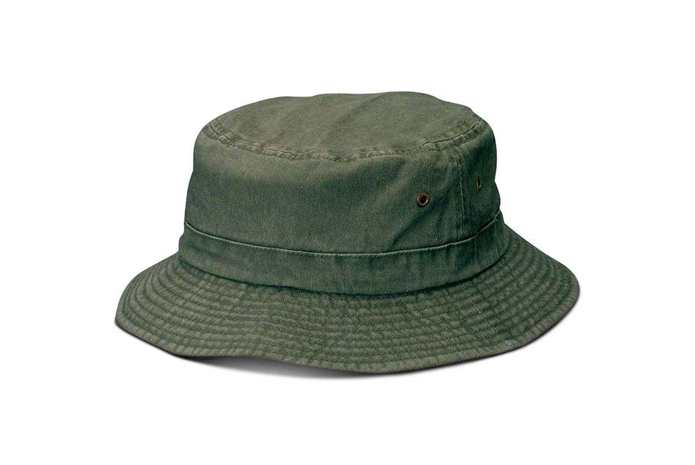 2f814d70416d3 ... Dorfman Pacific® - Kids Assorted Twill Bucket Hat ...