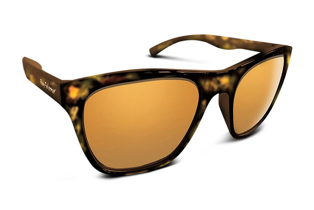4562edab6208 Flying Fisherman® Fowey Tortoise Frame With Amber Lens Sunglass  Flying  Fisherman® Maverick Sunglasses MT Black Yellow ...