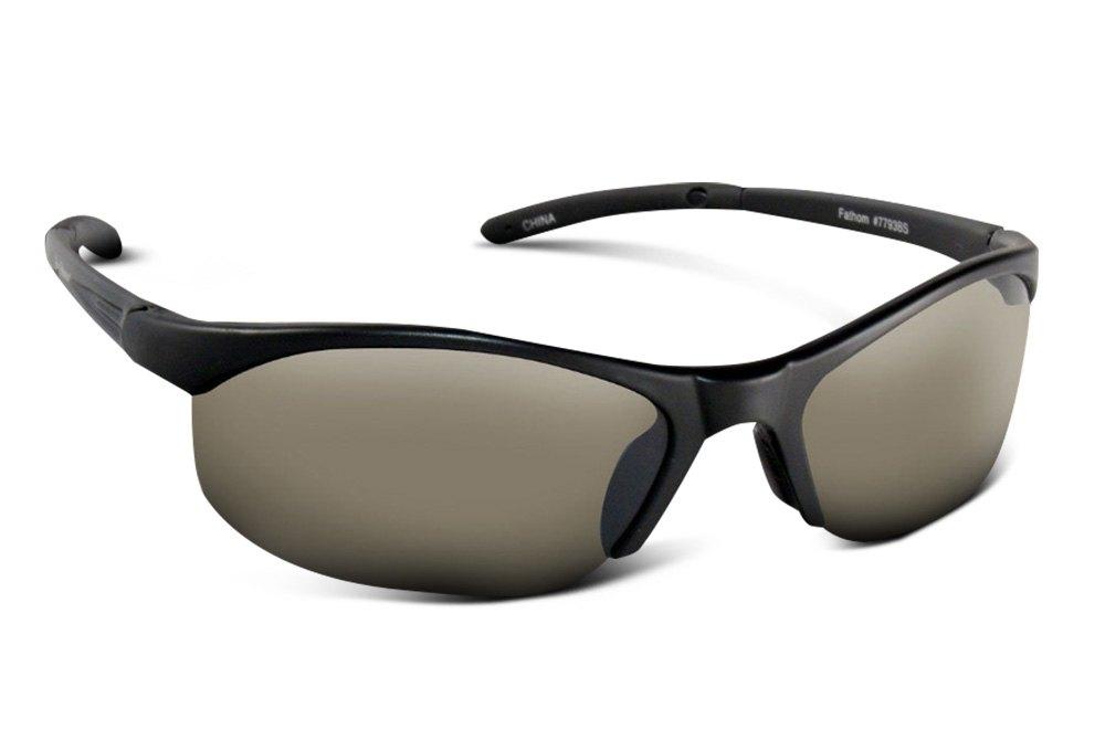 01b15693d4 ... Flying Fisherman® Key Largo Sunglasses Matte Black Smoke