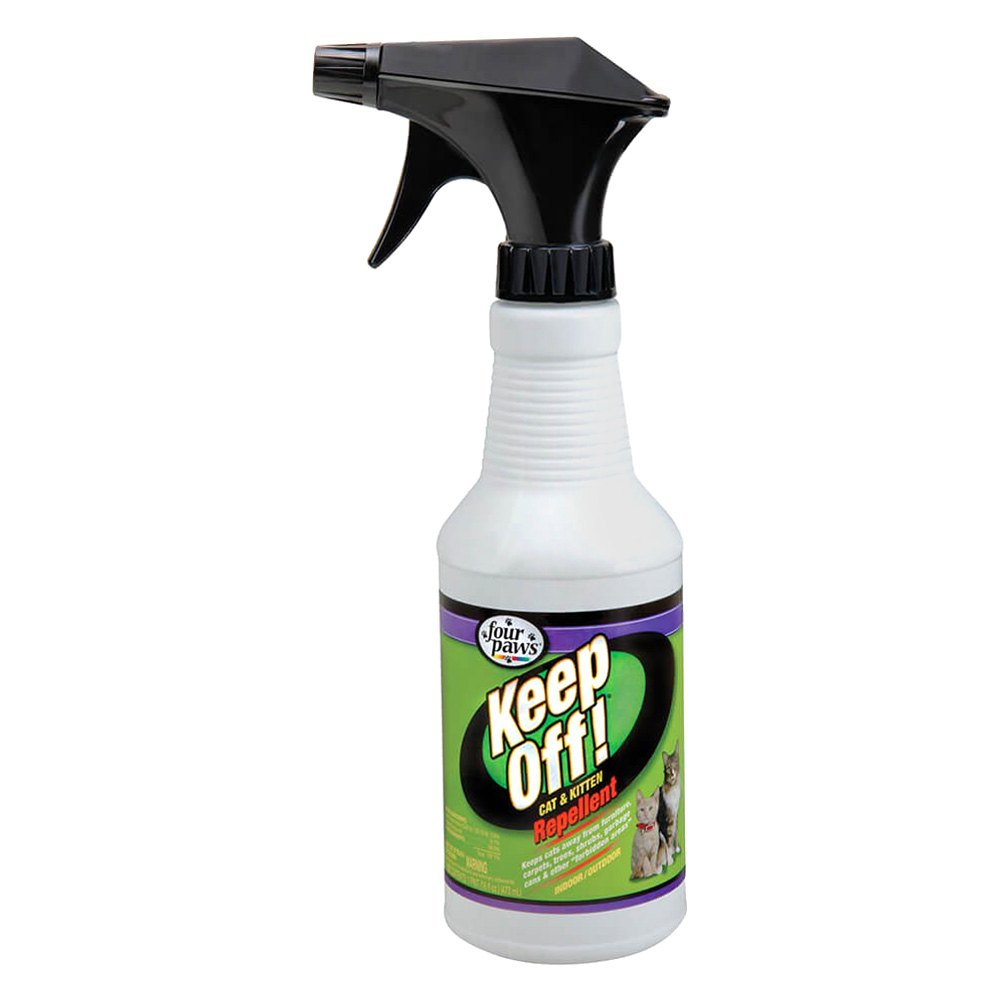 Four Paws® 100523259 - Keep Off™ Indoor and Outdoor ...