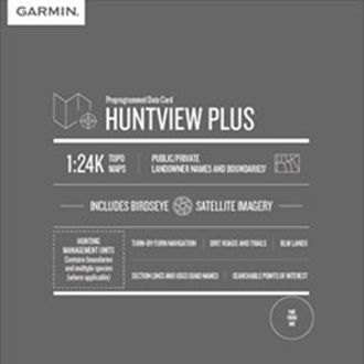 Garmin® 010-12259-52 - HuntView™ Plus Montana MicroSD Map
