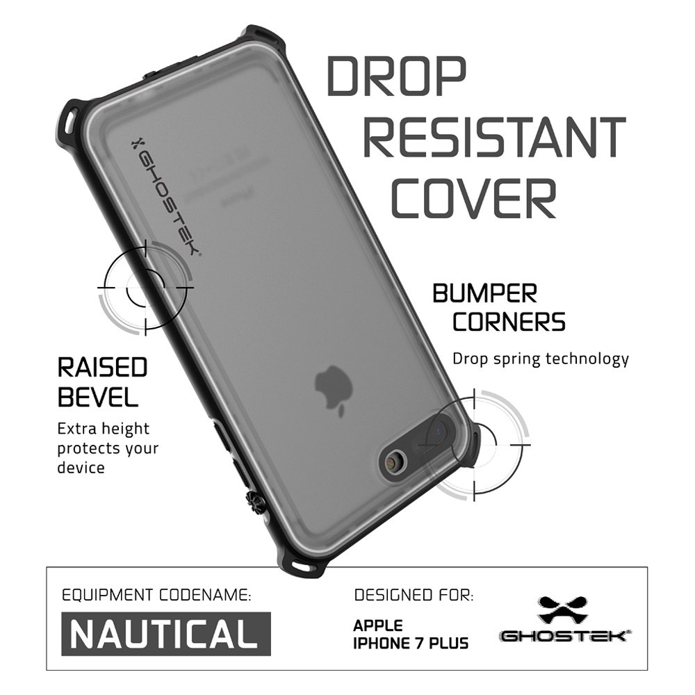 iphone 7 plus ghostek case