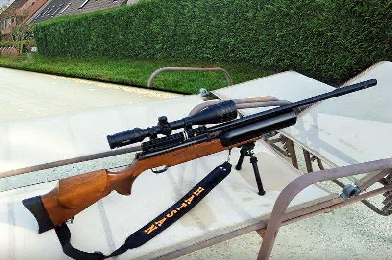 Hatsan® HGNova-25 - Nova QE PCP Air Rifle