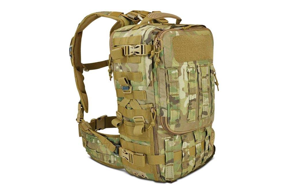 baf6ac568de1 Hazard 4® - Reveille Heavy-Duty Grooming Kit  Hazard 4® - Second Front  Rotatable Backpack ...