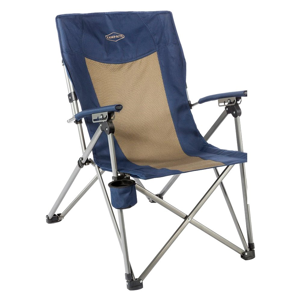 Kamp Rite 174 Cc133 3 Position Hard Arm Reclining Camp