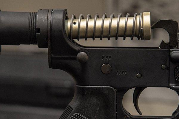 Leapers® - UTG H3 Recoil Buffer for AR15 Carbine