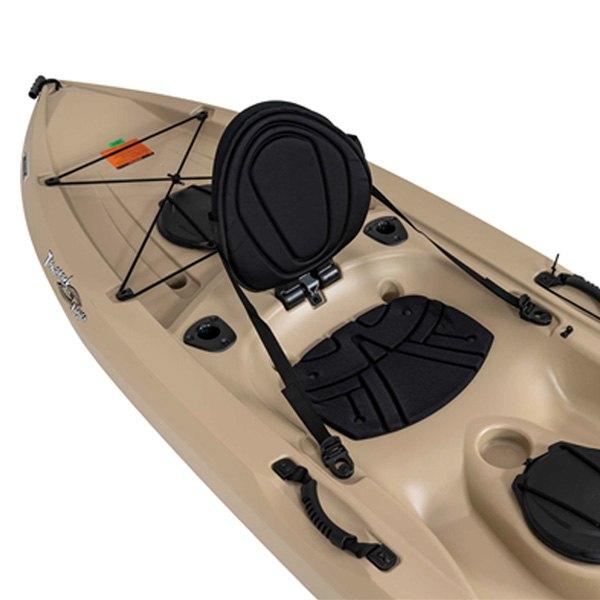 Lifetime® 90237 - Tamarack™ 10' Angler Tan Solo Solid Kayak