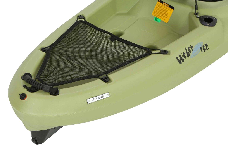 Lifetime® 90609 - Weber 110™ 11' Angler Olive Green Solo