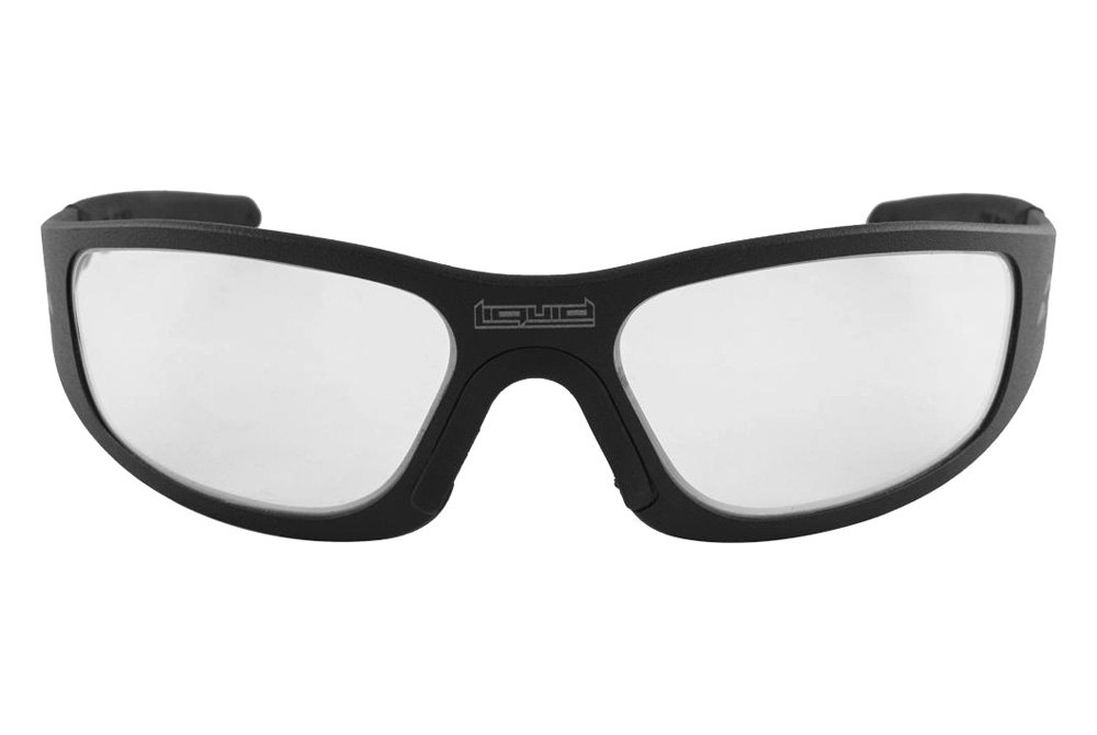 c92f3826e30 Liquid Eyewear® GKMBHF13 - Matte Black LTD Hellfire Gasket Durable ...