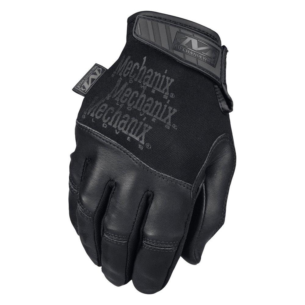 color negro Mechanix Wear T//S Pursuit CR5 TSCR-55-009 Guantes para hombre