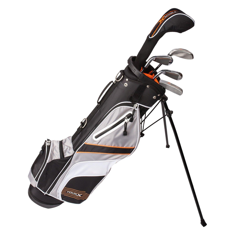 merchants of golf 53531 tour x 5 piece golf set. Black Bedroom Furniture Sets. Home Design Ideas