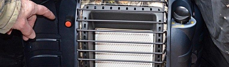 Mr Heater 174 F235825 Base Camp Single Burner Angle Iron