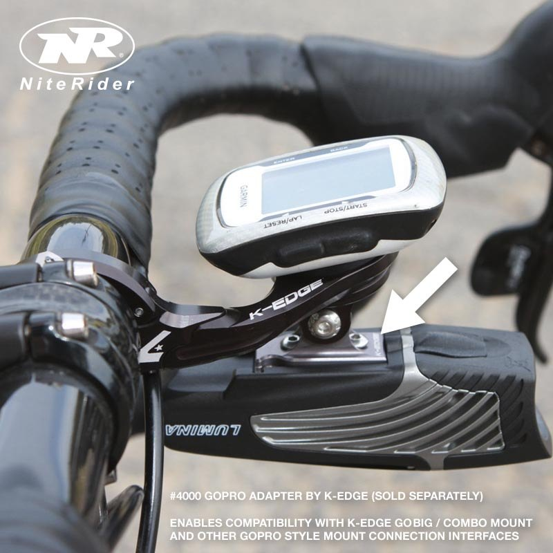 NEW NITERIDER LUMINA 1200 BOOST FRONT BIKE LIGHT MPN 6781 FAST FREE SHIPPING