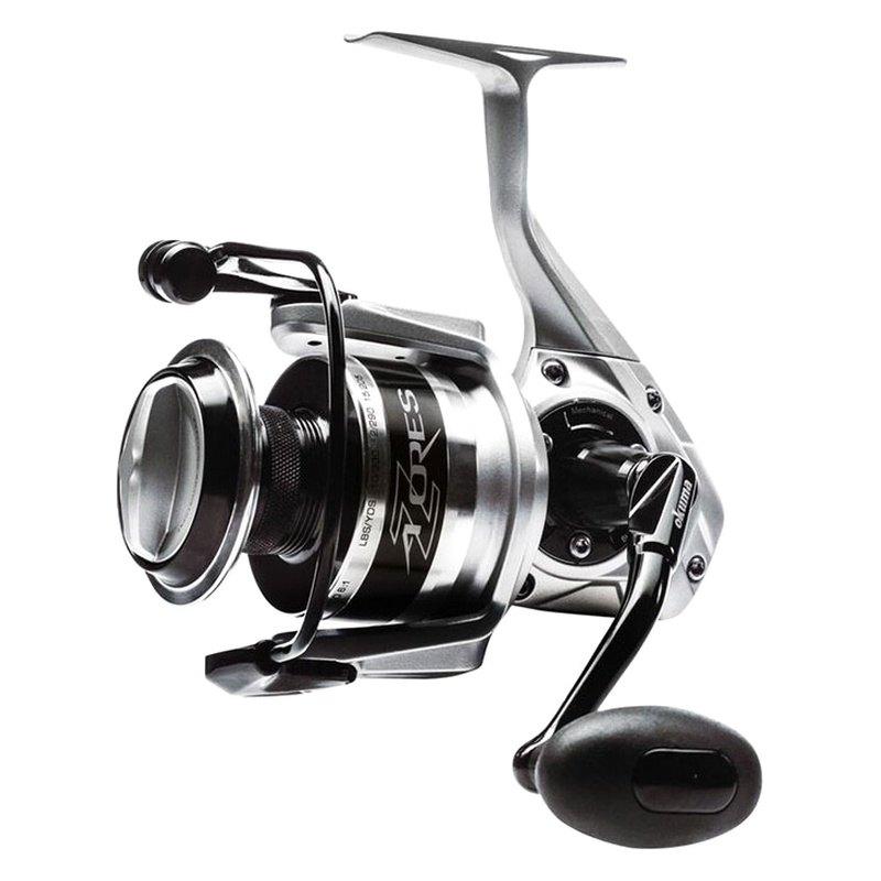 Okuma® Z-80S - Azores 5 4:1 Saltwater 480 High-Speed Spinning Reel