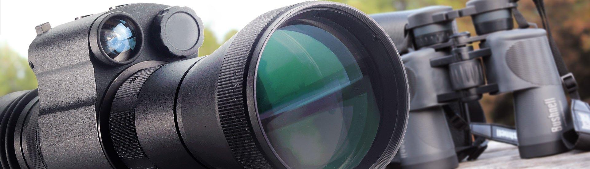 Optical Equipment   Binoculars, Telescopes, Rifle Scopes