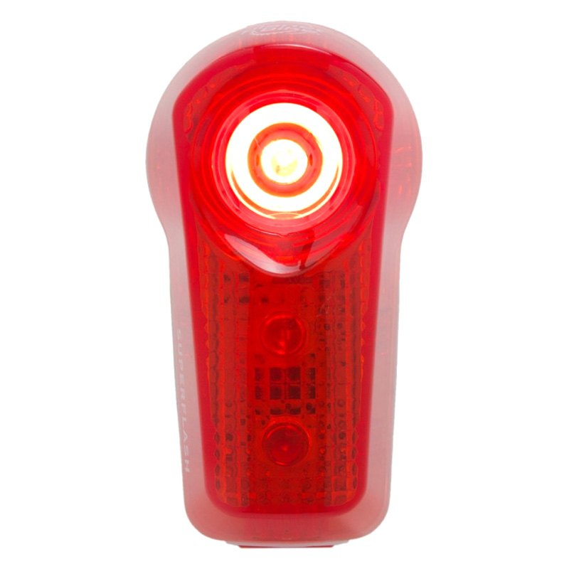 Planet Bike 174 3034 Superflash Bike Tail Light