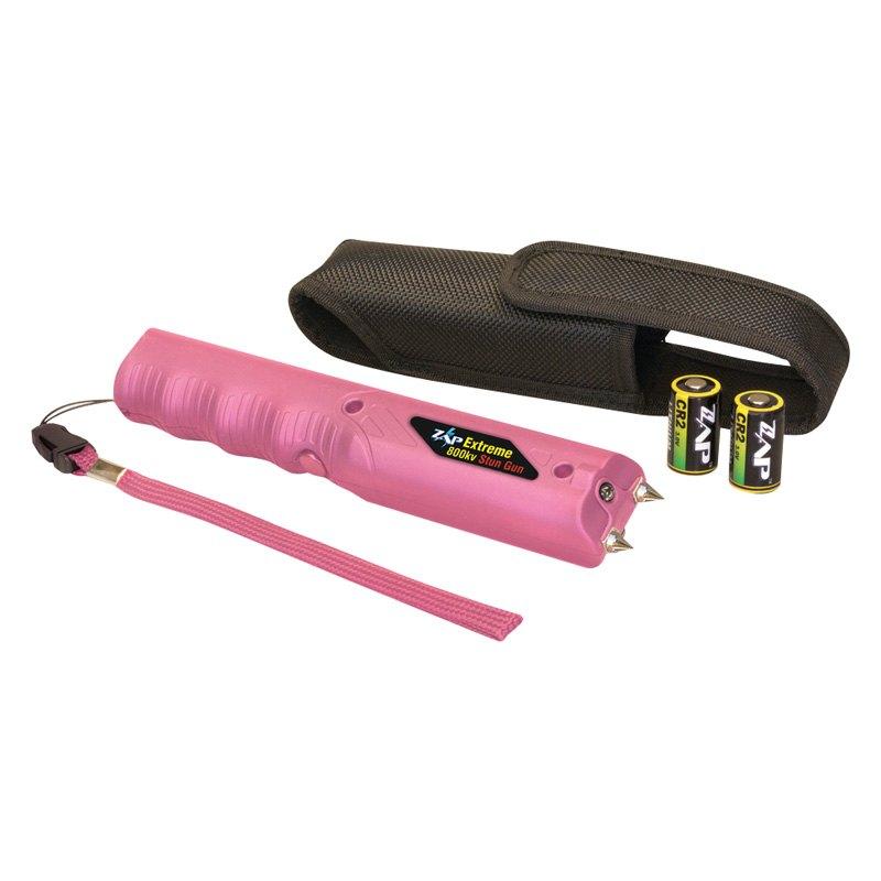 PS Products® ZAPSTK800FPK - ZAP 800000V Pink Stun Device