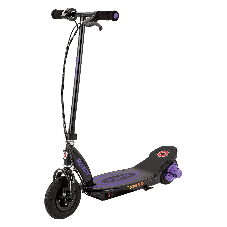 Razor 174 13111249 Power Core E100 Black Purple Electric