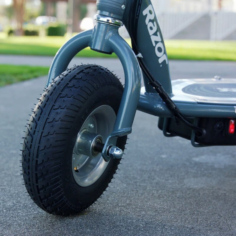 Razor 13116214 E300s Series Grey Seated Electric Scooter
