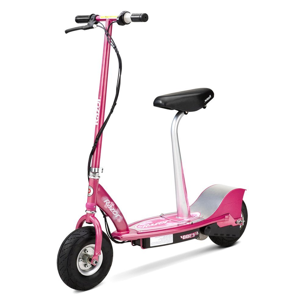 Razor E300s Series Seated Electric Scooter Recreationid Com