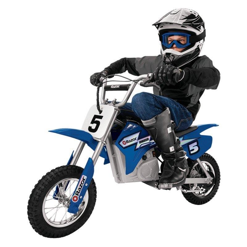 Razor 174 15128040 Dirt Rocket Mx350 24v Blue Electric Bike