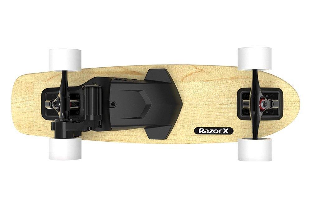 Razor Razorx Cruiser Black Electric Skateboardrazor