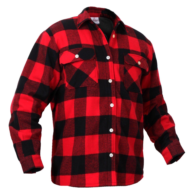 Rothco® - Fleece Lined Flannel ShirtRothco® - Fleece Lined Flannel ... c144963e79b
