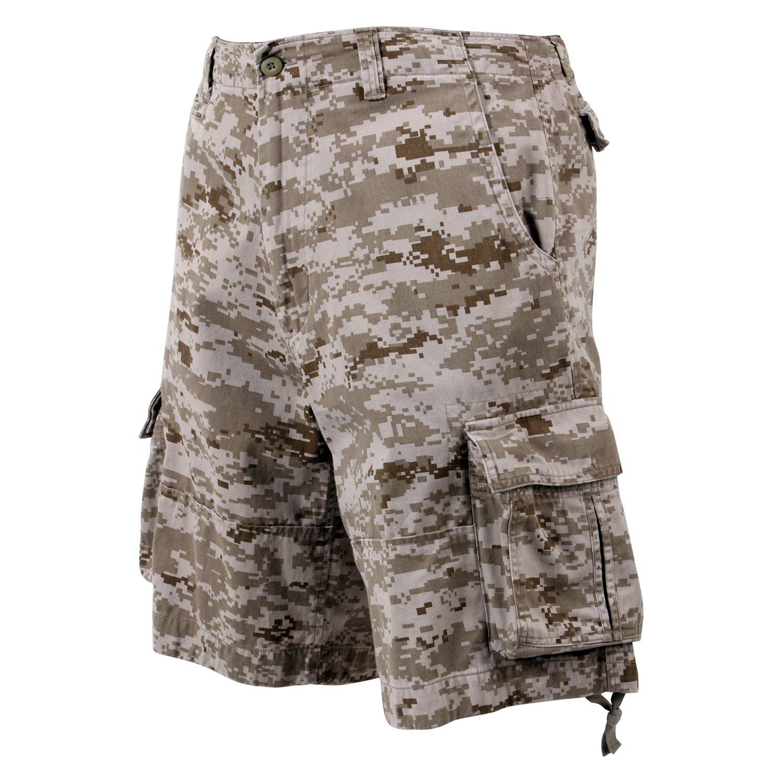ef29e40150 Rothco® - Vintage Camo Infantry Utility Shorts - RECREATIONiD.com