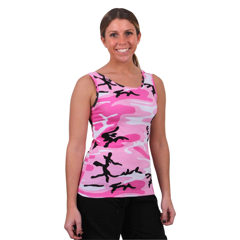 539f0989fb2 Rothco® - Women's Camo Stretch Tank Top - RECREATIONiD.com