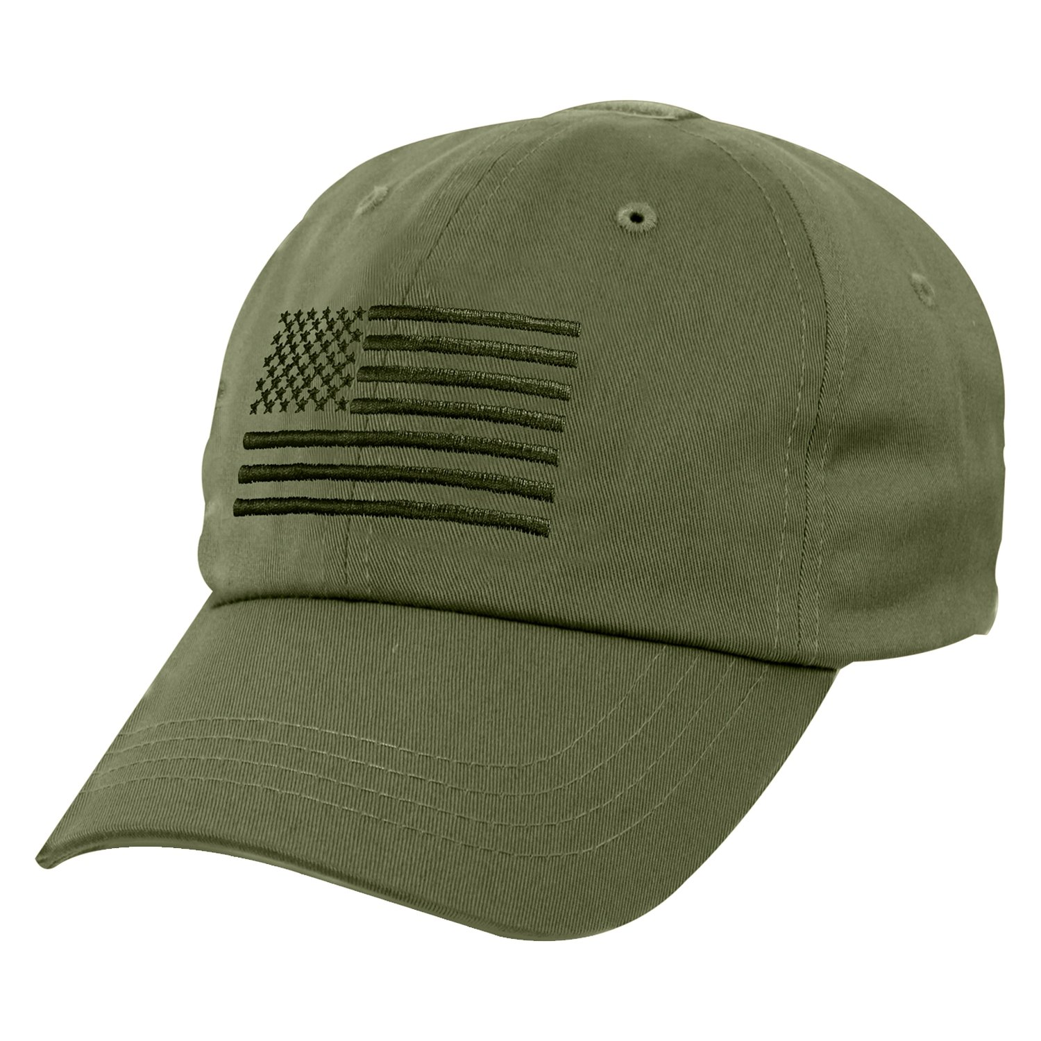 Rothco® 4633 - Tactical Operator Cap with USA Flag - RECREATIONiD.com 97c94cd8aa28
