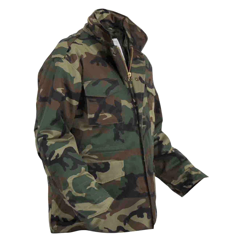 467670c1476ee Rothco® - Camo M-65 Field Jacket - RECREATIONiD.com