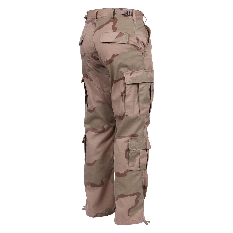 Rothco 8965 Tri Color Desert Camo S Camo Tactical Bdu Pants