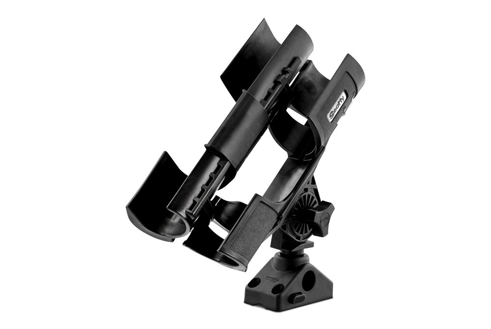 Side Deck Mount Brand New Ideal For Kayak Fishing Scotty Orca Rod Holder 400