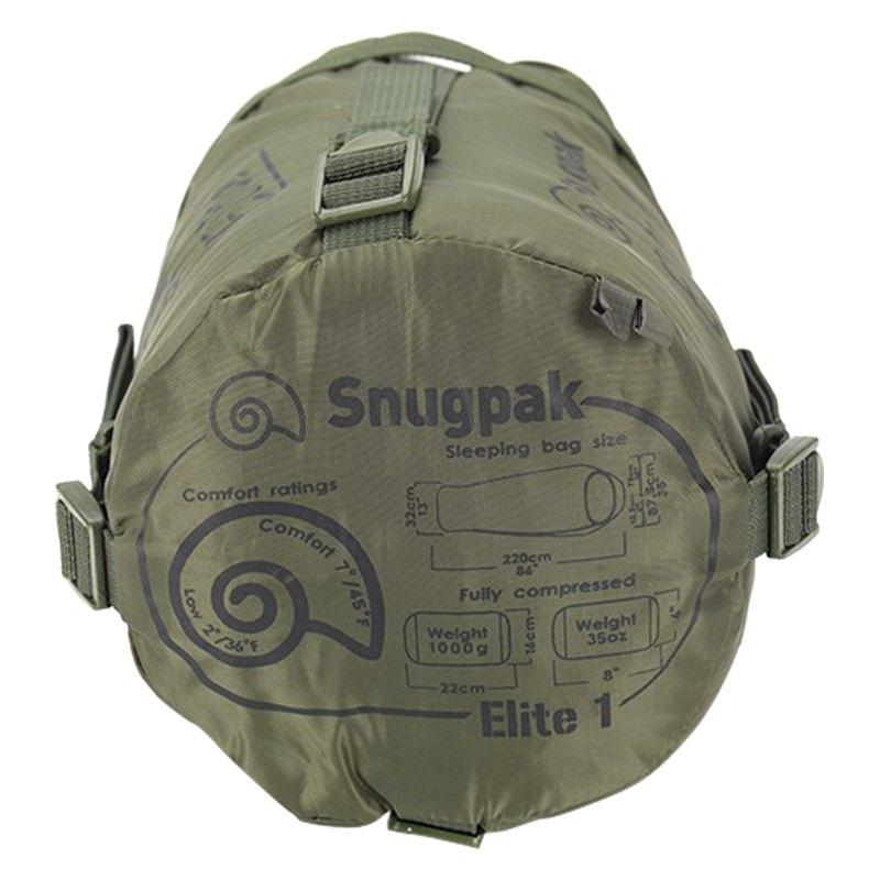 reputable site 0c966 e2289 Snugpak® - Softie Elite Sleeping Bag