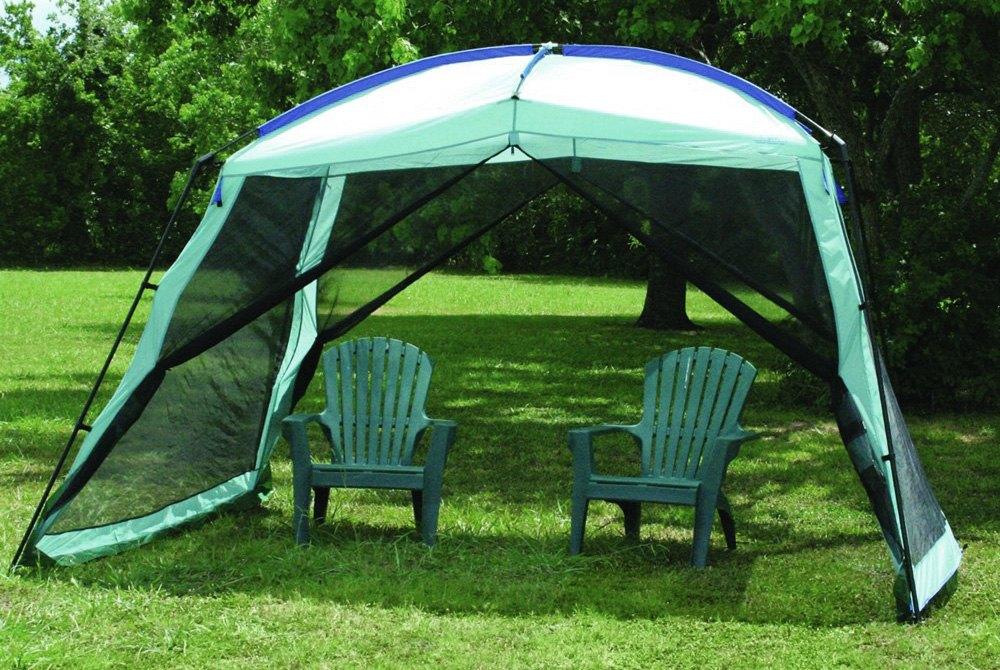 ... Texsport® Wayford Screen Arbor & Texsport™ | Grills Camp Cots Heaters Tents Shelters ...